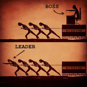 leader v manager